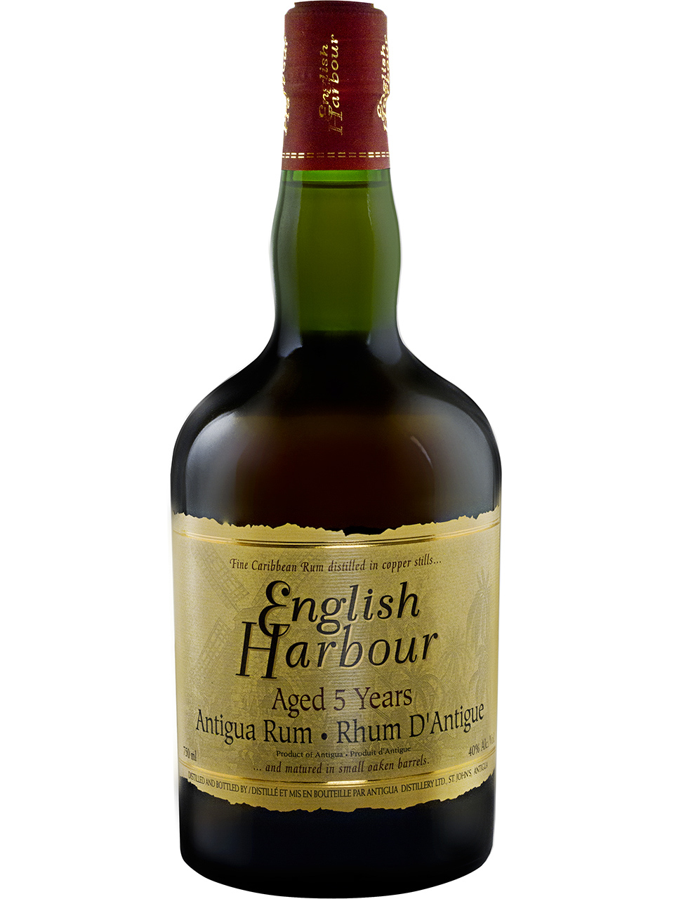 English Harbour 5YO Rum