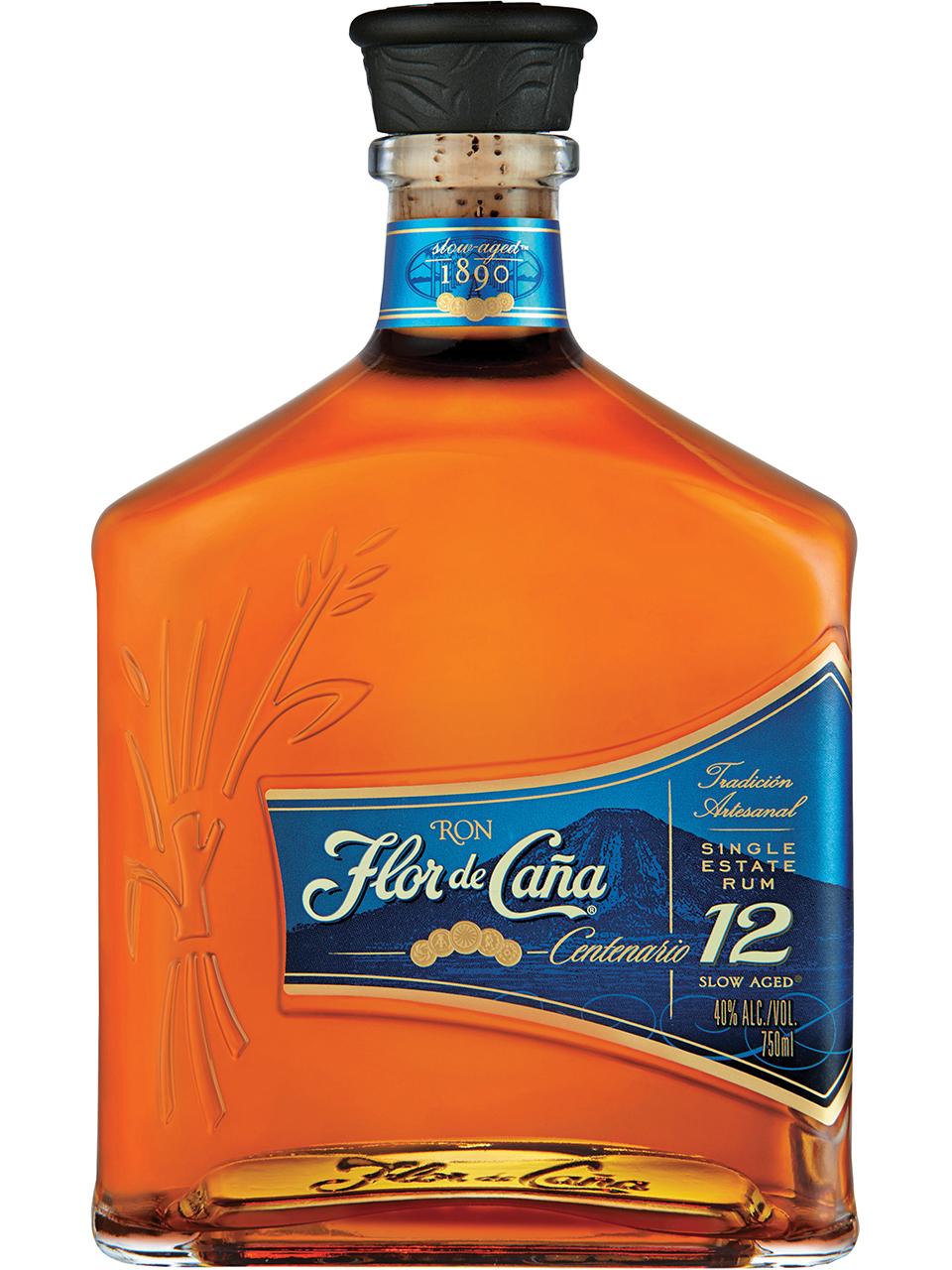 Flor de Cana Centenario 12 YO Rum