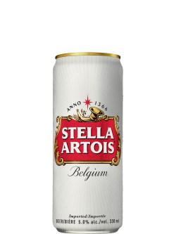 Stella Artois Cans 6pk