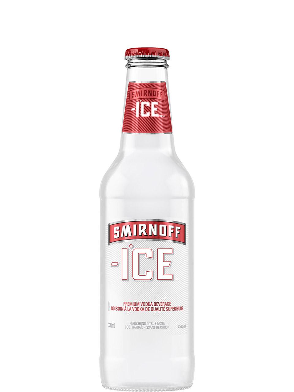 Smirnoff Ice 12 Pack Bottles