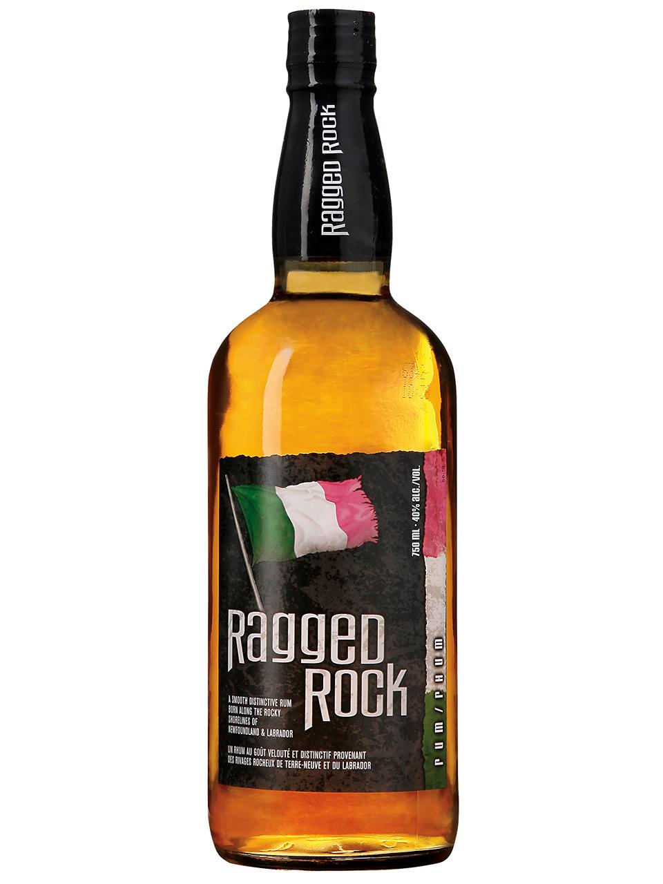 Ragged Rock Rum
