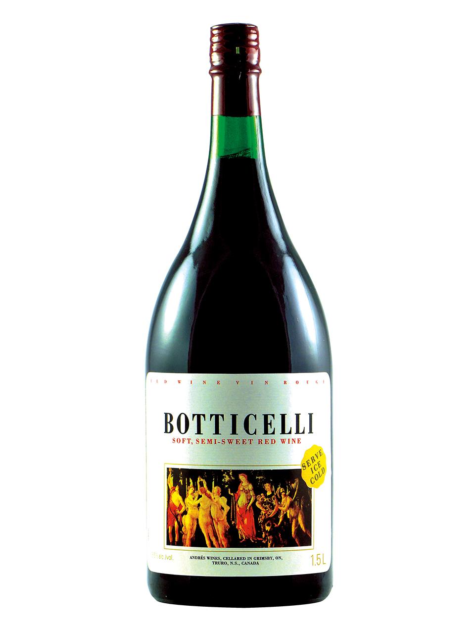 Botticelli Red