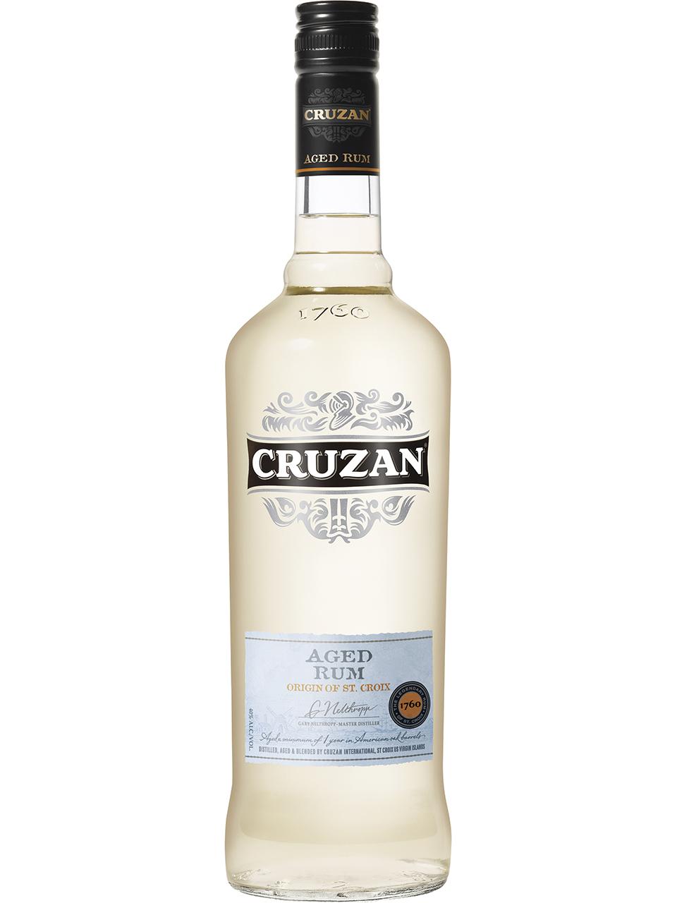 Cruzan Aged White Rum