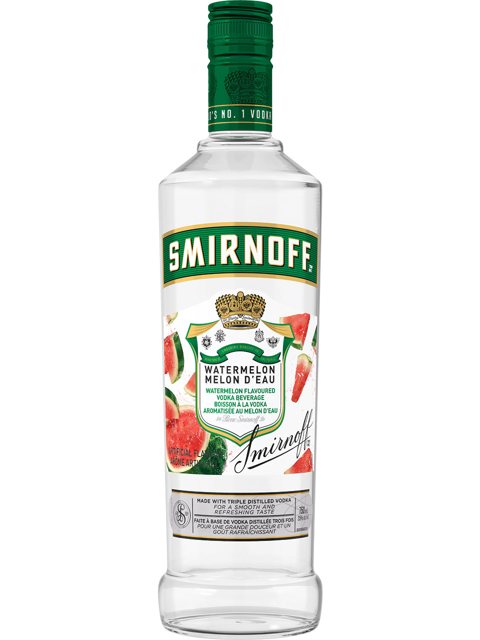 Smirnoff Watermelon Vodka