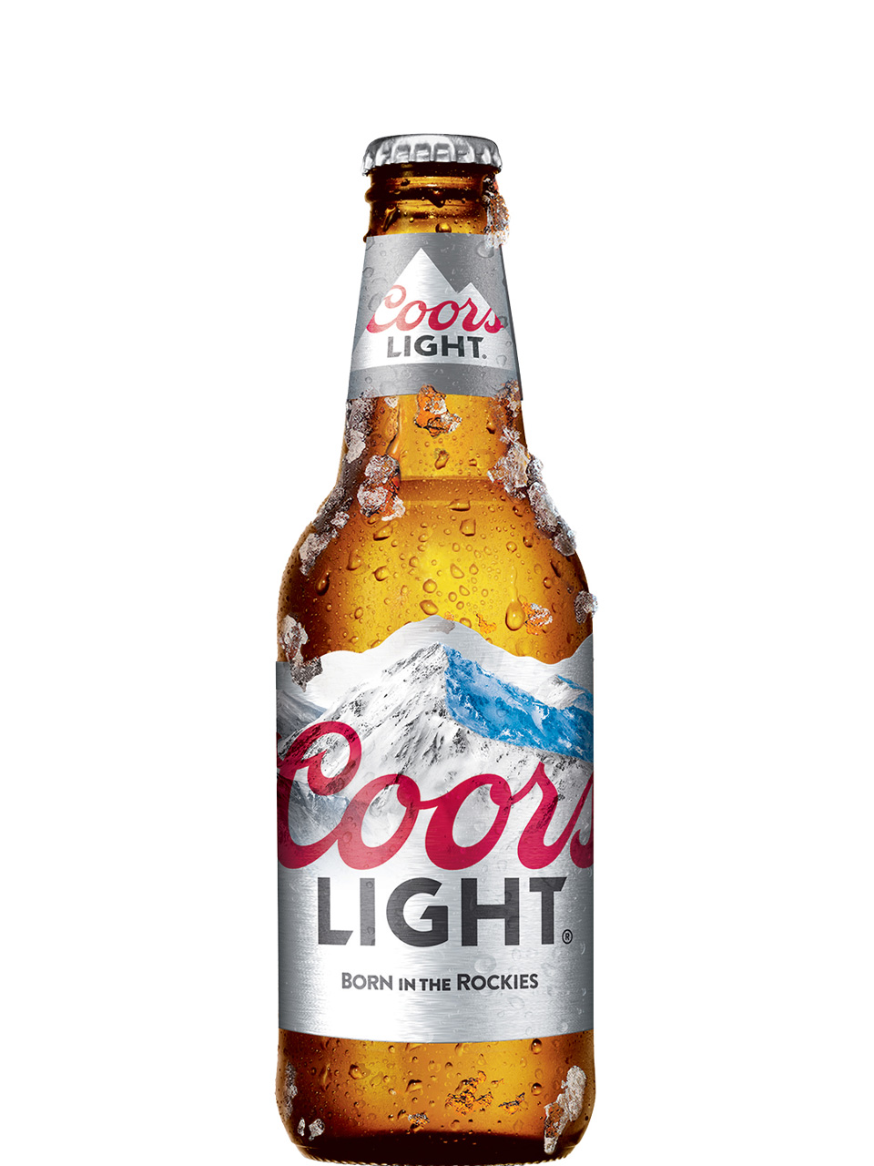 Coors Light Bottles 24pk