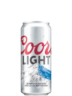 Coors Light 473ml Can