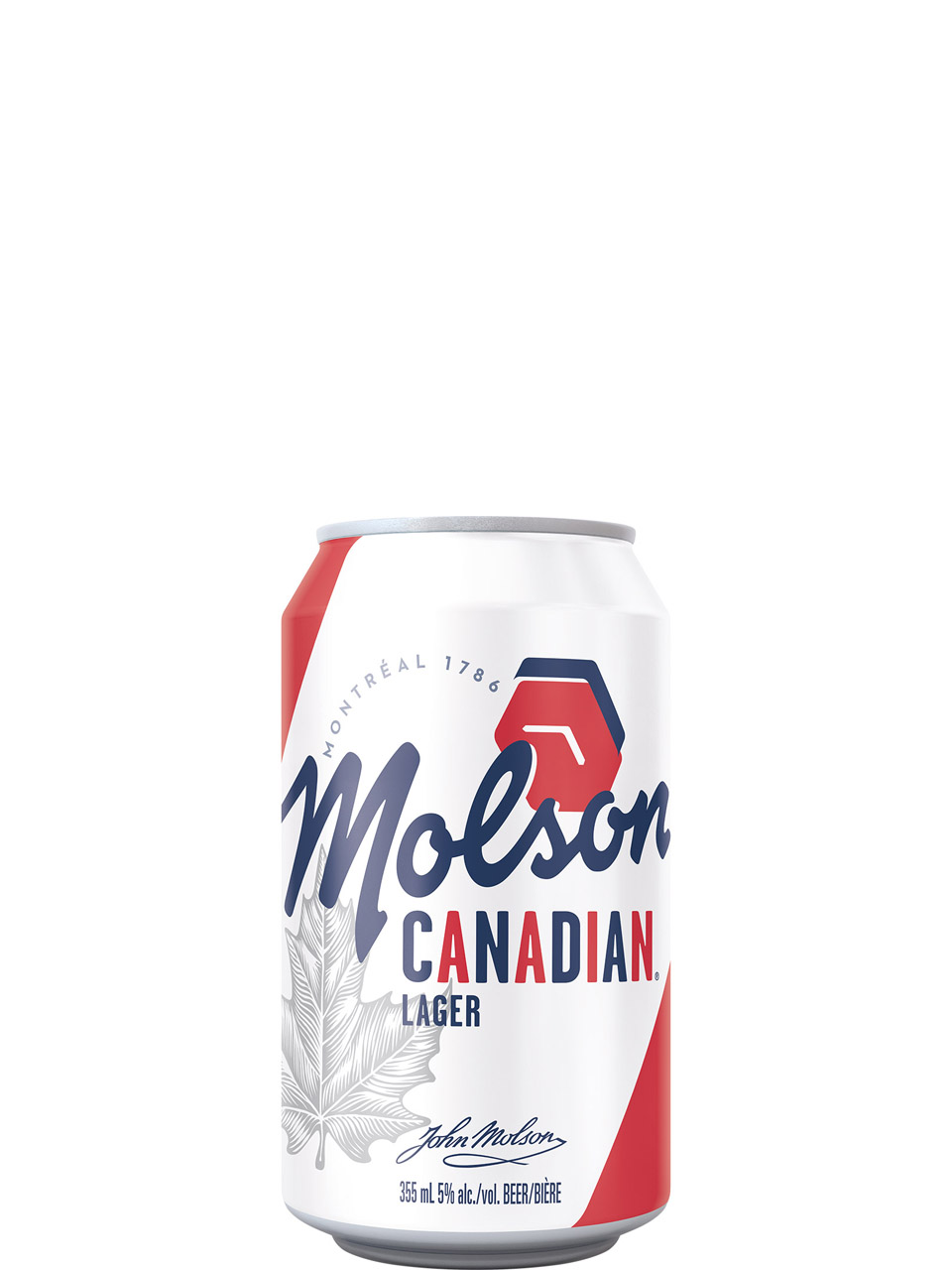 Molson Canadian 12 Pack Cans