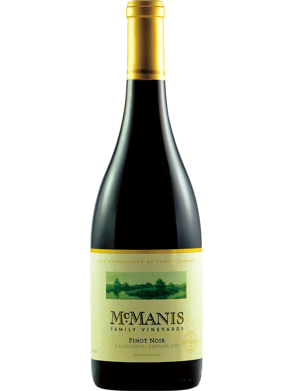 McManis Family Vineyards Pinot Noir