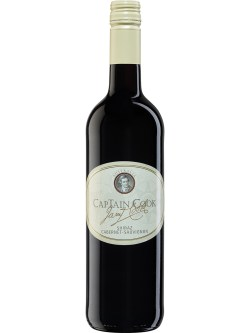 Captain Cook Cabernet Sauvignon/Shiraz