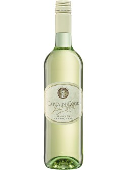 Captain Cook Semillon Chardonnay