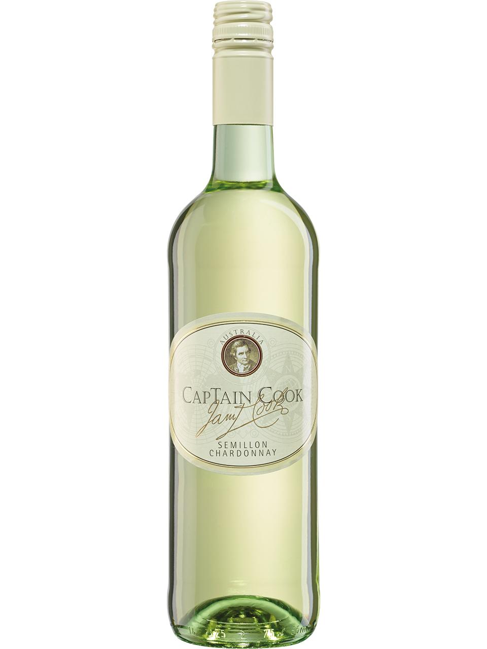 Captain Cook Semillon Chardonnay