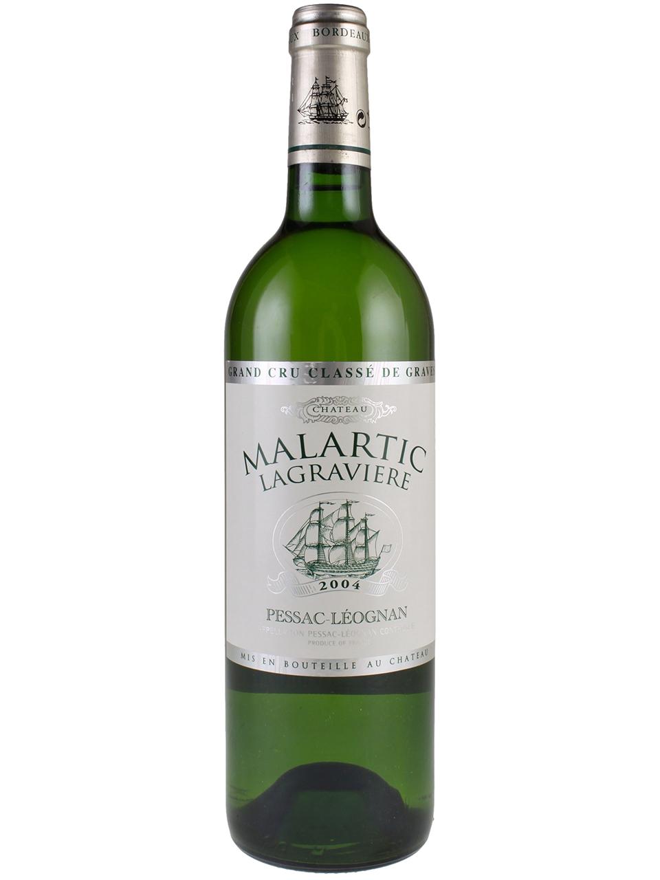 Chateau Malartic-Lagraviere Graves Cru Classe 2004