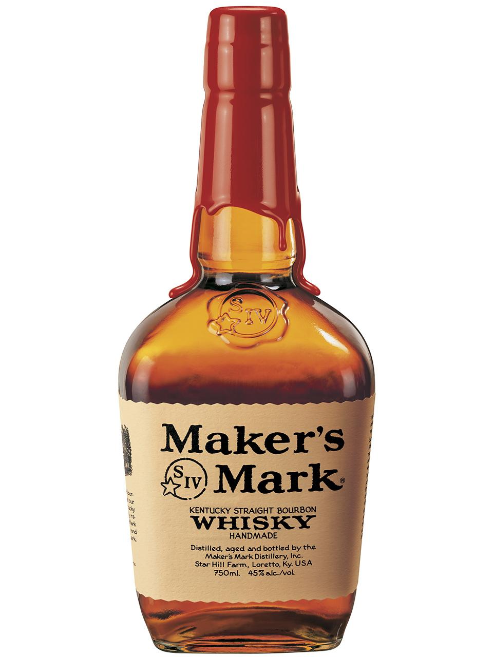 Maker's Mark Bourbon