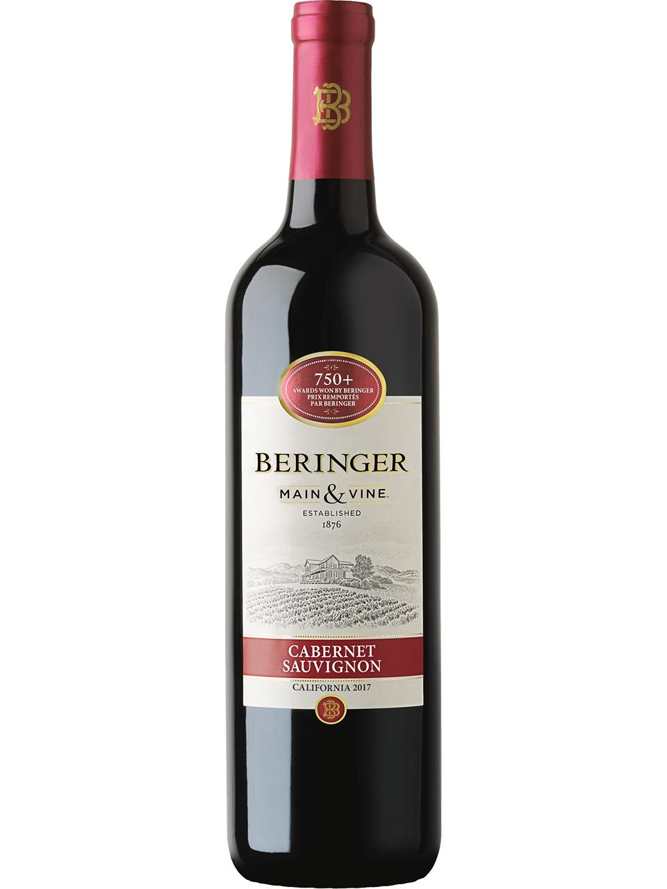 Beringer Main & Vine Cabernet Sauvignon
