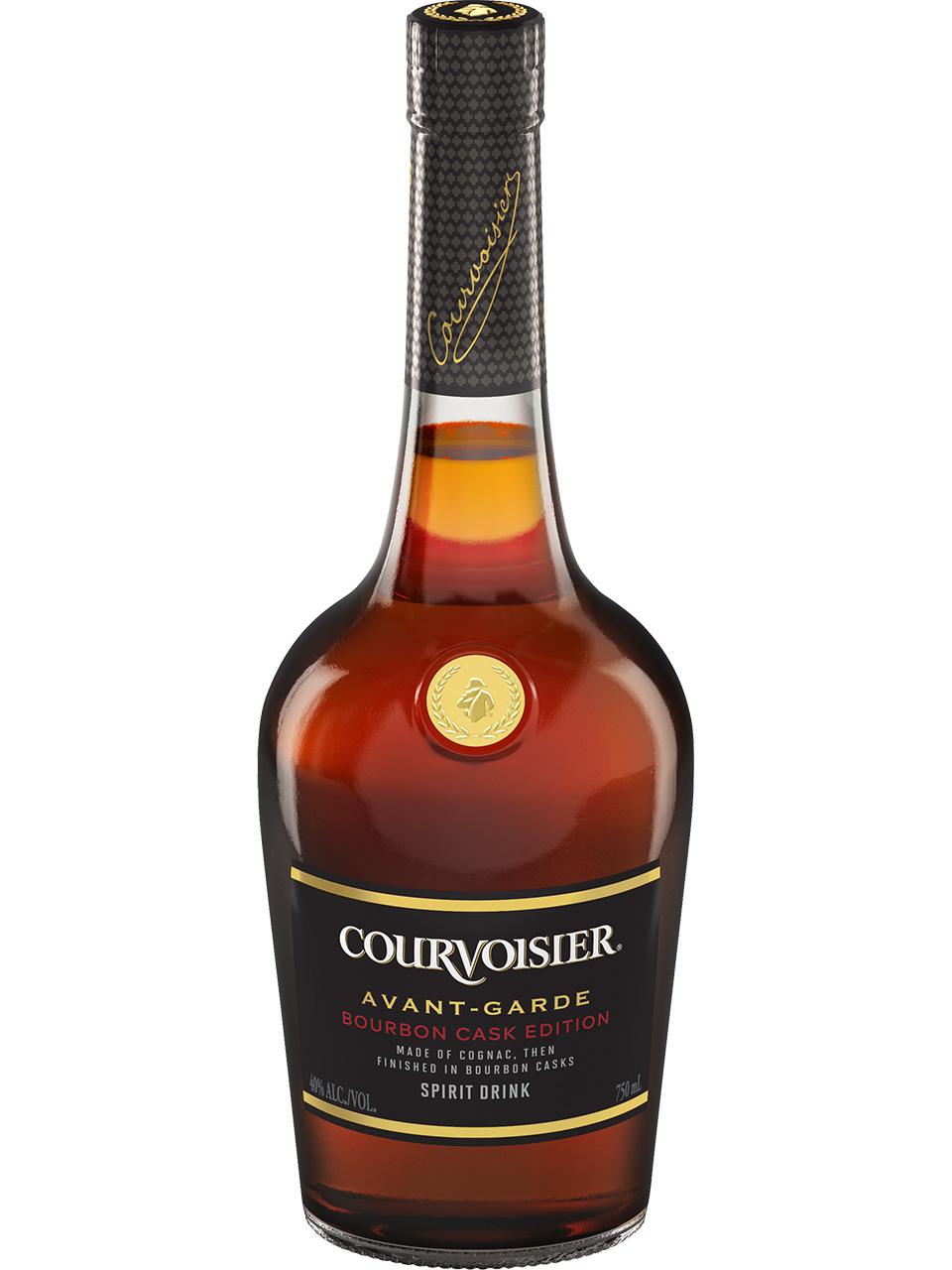 Courvoisier Avant-Garde Bourbon Cask Ed. Cognac