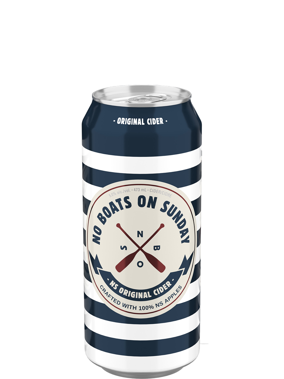 No Boats on Sunday 6 Pack Cans