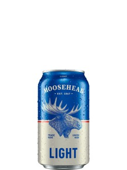 Moosehead Light 6 Pack Cans