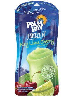 Palm Bay Frozen Key Lime Cherry Pouch