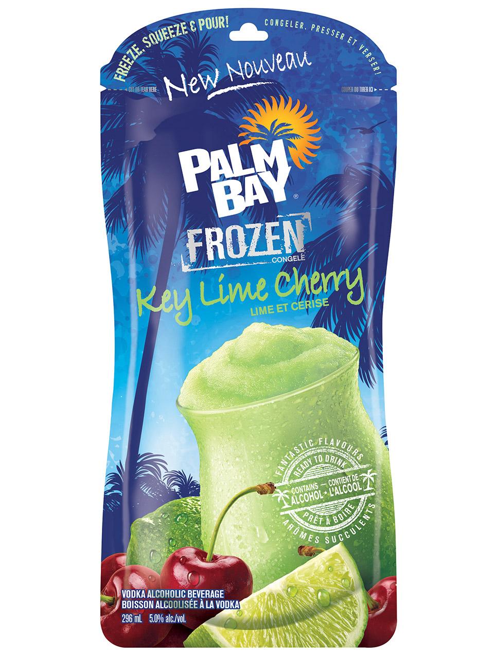Palm Bay Frozen Key Lime Cherry Pouch