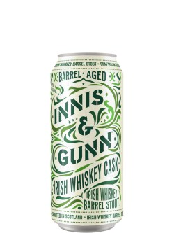Innis & Gunn Irish Whiskey Cask 500ml Can