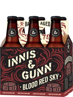 Innis & Gunn Blood Red Sky 6 Pack Bottles