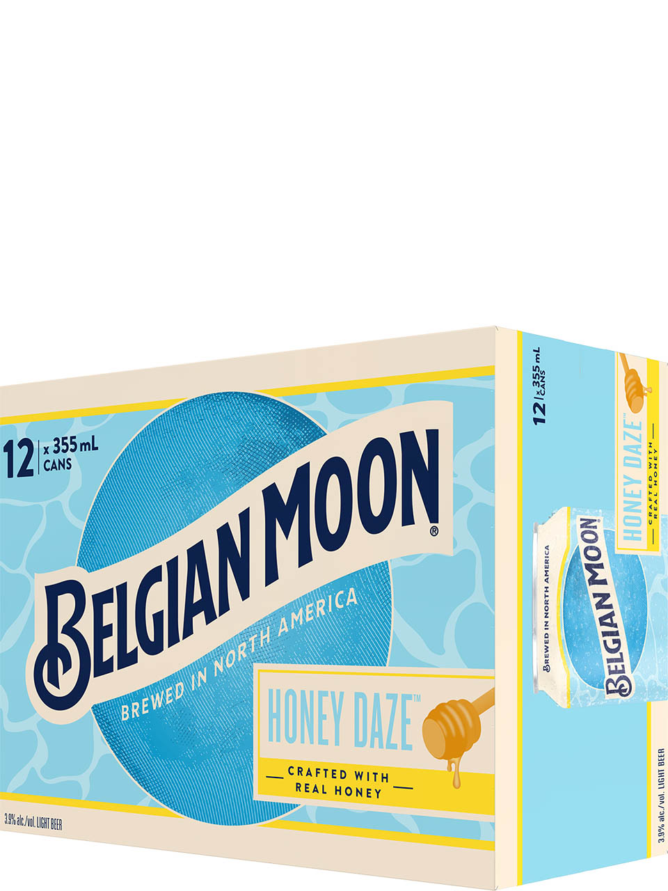 Belgian Moon Honey Daze 12 Pack Cans