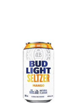 Bud Light Mango Seltzer 6 Pack Cans