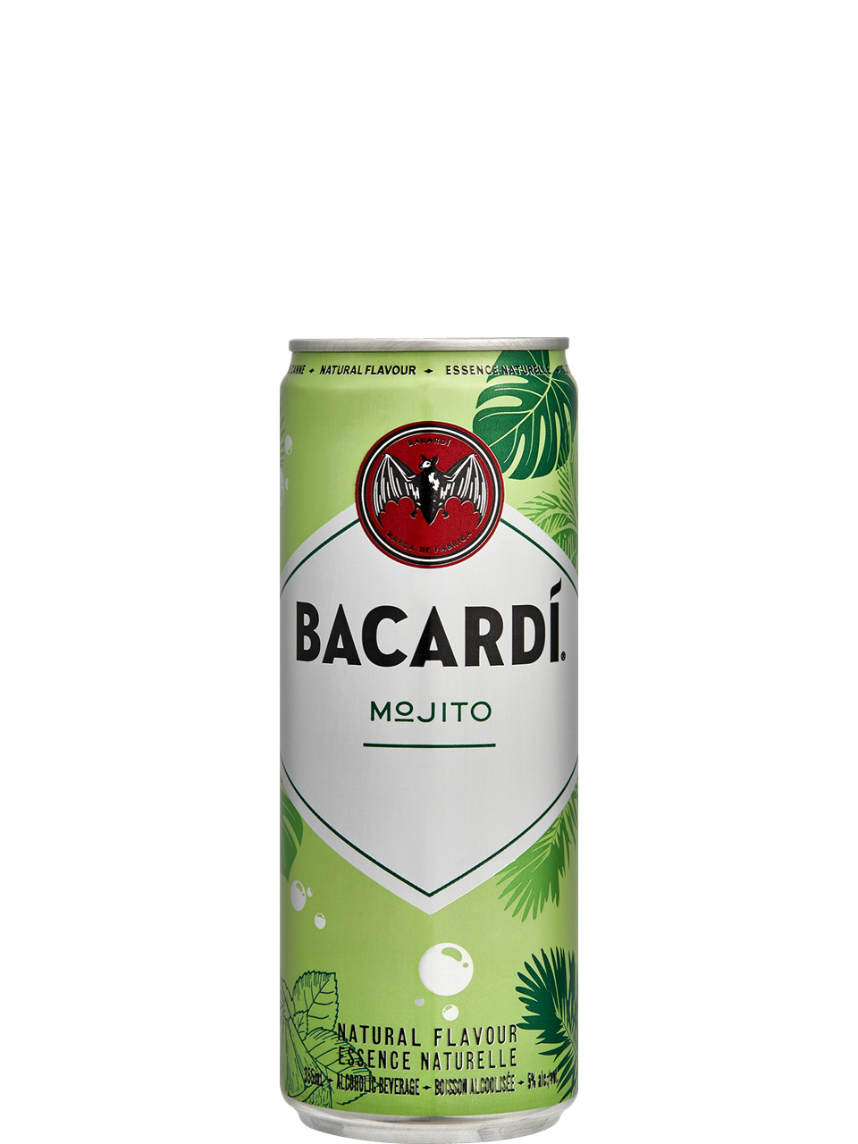 Bacardi Mojito 6 Pack Cans