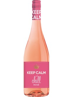 Keep Calm & Chill Rose