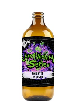 Bootleg Brew Grisette With Lemon 500ml Bottle