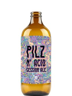 Bootleg Brew Pilz & Acid Session IPA 500ml Bottle