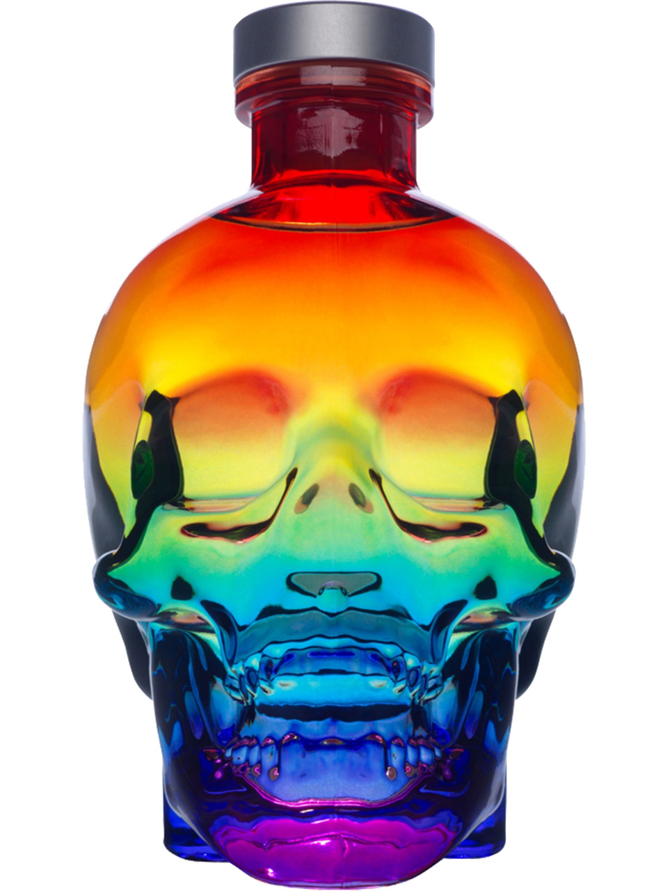 Crystal Head Vodka Limited Edition Pride Bottle