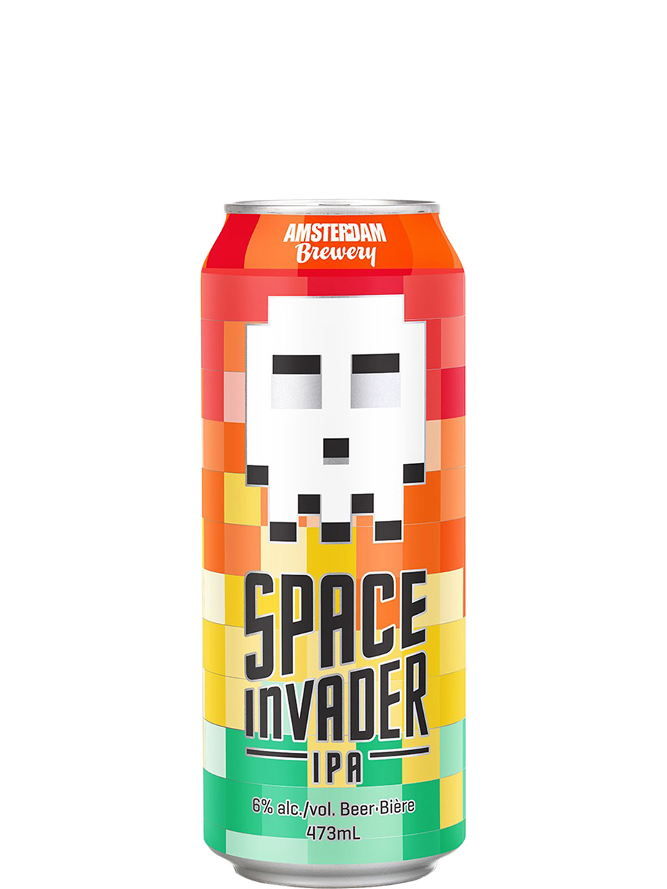 Amsterdam Space Invader IPA 473ml Can