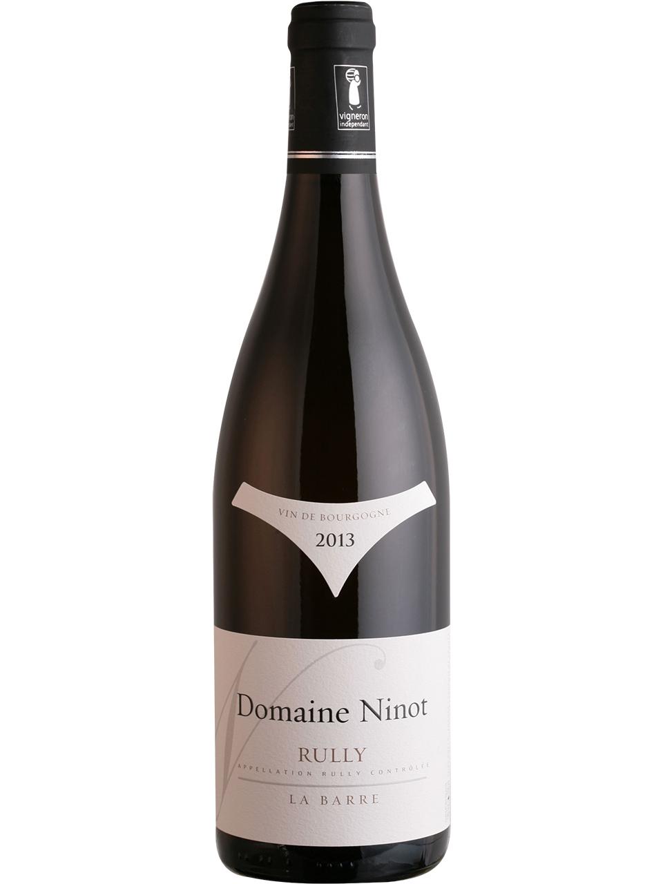 Domaine Ninot Rully La Barre Blanc