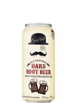Crazy Uncle Hard Root Beer 473ml Can