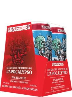 Le Trou du Diable L'Apocalypso 4 Pack Cans