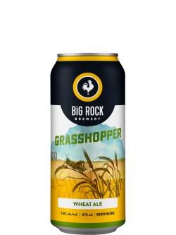 Big Rock Grasshopper Filtered Wheat Ale 473ml Can