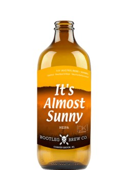 Bootleg It's Almost Sunny IPA 500ml Bottle