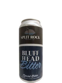 Split Rock Bluff Head Special Bitter 473ml Can