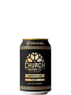 The Church Brewing Congregation Pilsener 6pk Cans