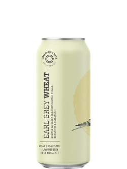 Collective Arts Earl Grey Wheat Ale 473ml Can