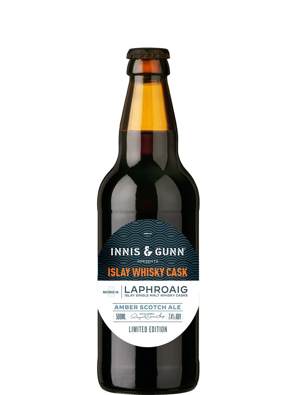 Innis & Gunn Islay Whisky Cask Laphroaig Edition