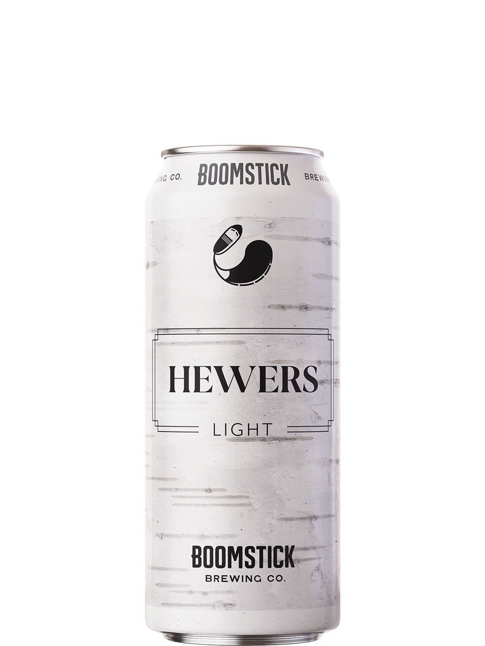 Boomstick Hewer's Light Lager 473ml Can