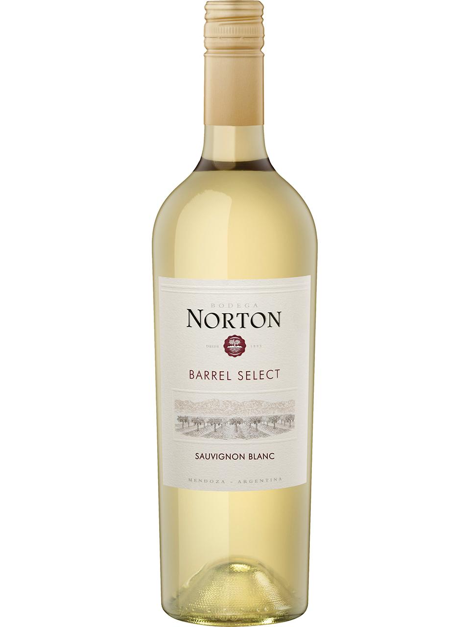 Bodega Norton Barrel Select Sauvignon Blanc