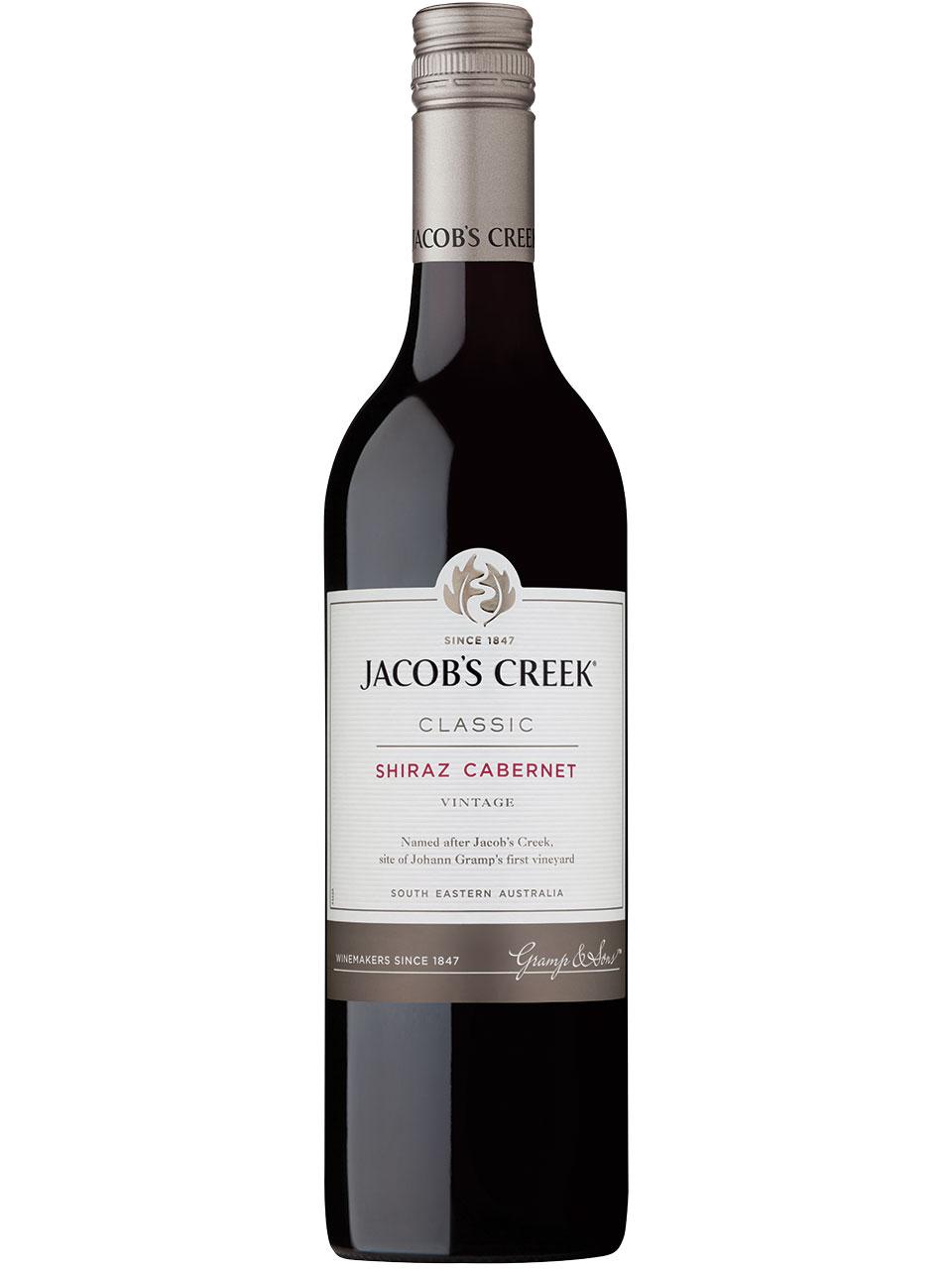 Jacob's Creek Shiraz Cabernet Sauvignon
