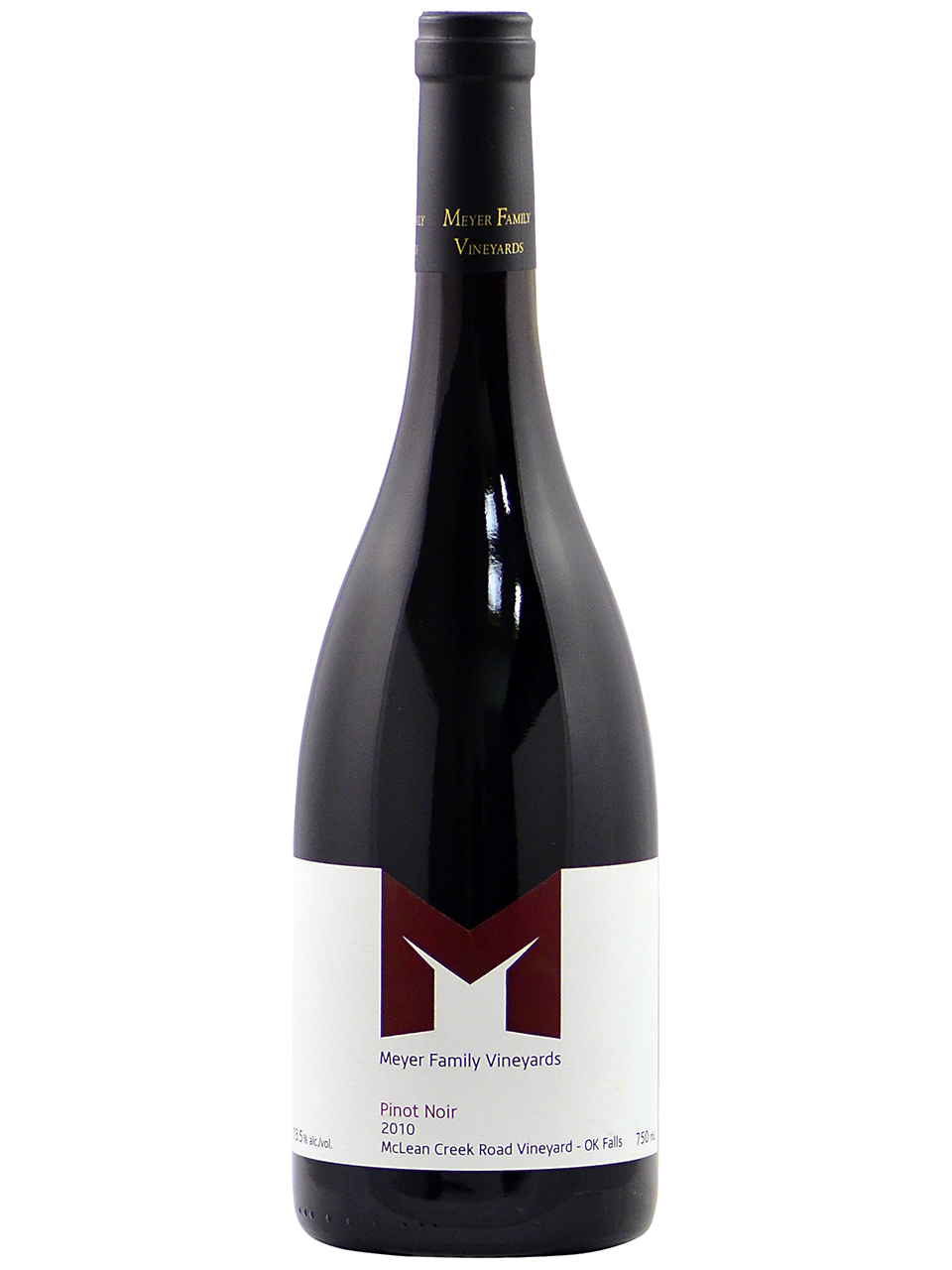 Meyer McLean Creek Pinot Noir 2011