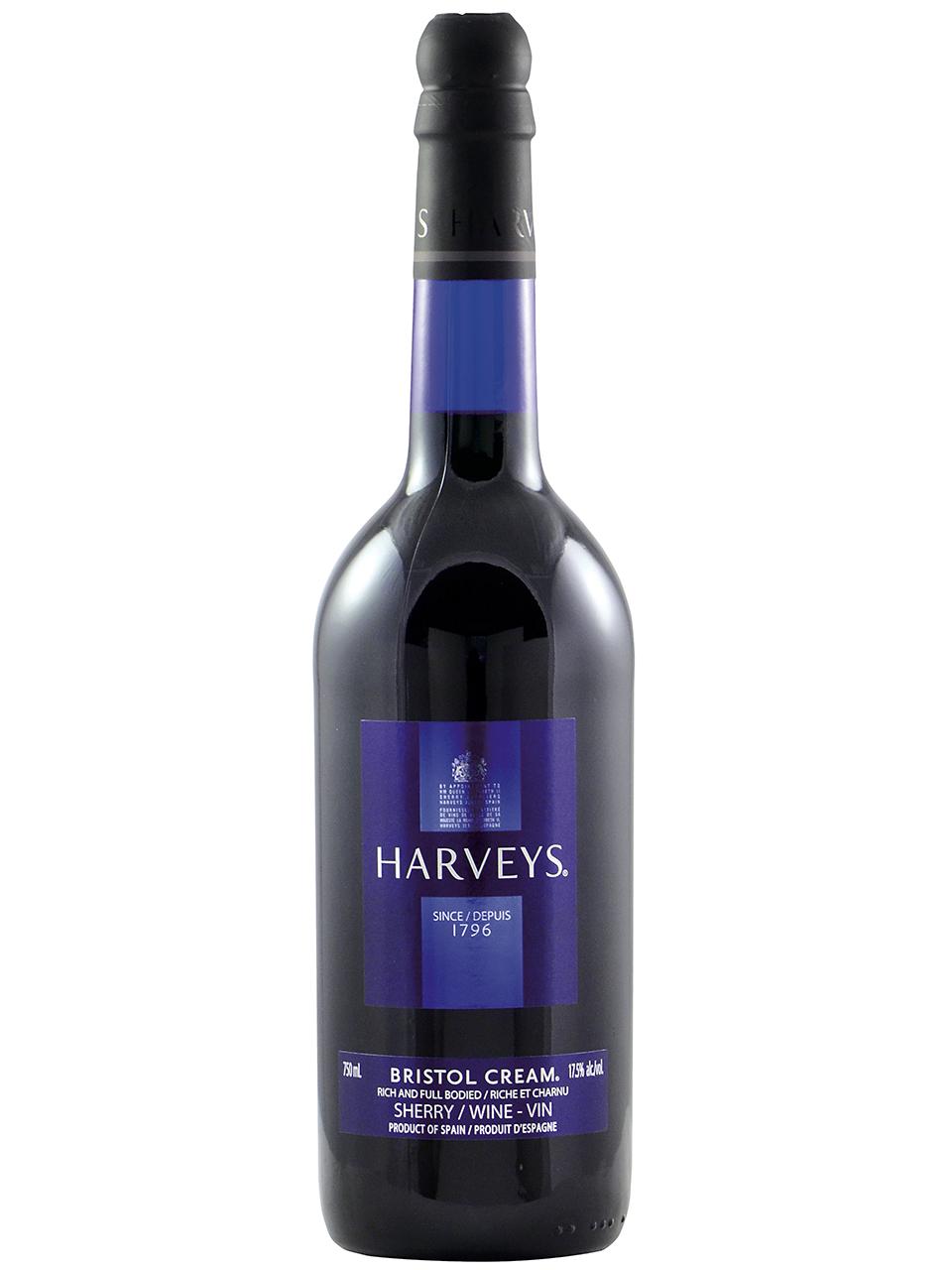 Harveys Bristol Cream Sherry