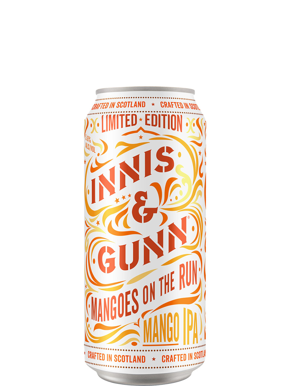 Innis & Gunn Mangoes On The Run IPA 500ml Can