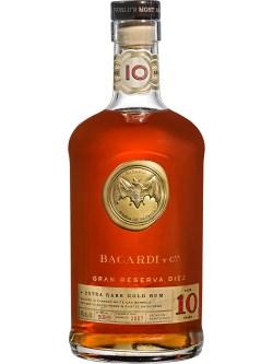Bacardi Gran Reserva 10 YO Rum