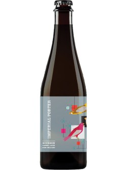 Collective Arts Barrel Aged Imperial Porter 500ml